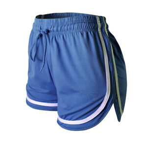 Womens Shorts for Athletic Yoga Running Workout Fitness GYM Lounge Short Pants