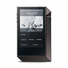 Astell & Kern AK240 pistola de metal gris de alta resolución de un reproductor de audio Mq 256GB doble DAC Ex Demo