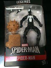 New Amazing Spider-man 2017 Symbiote Version Marvel Legends Baf Sandman