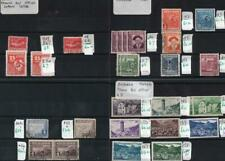 ANDORRA: 1929-1963 Collection of Used & Unused Examples - 7 Stock Cards (33369)