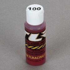 100wt Silicone Shock Oil 2 oz  Team Losi R/C Shock Oil TLR74018