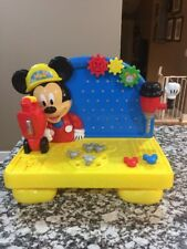 Disney Mickey Mouse Clubhouse Tool Bench Mousekadoer Workbench Playset