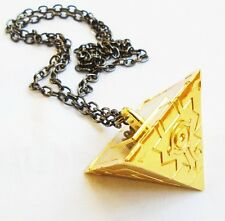 Cosplay Anime Artifact Millennium Puzzle Pendant Necklace