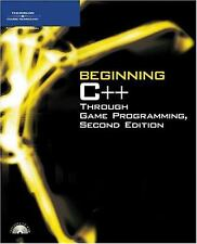 Beginning C++ Through Game Programming by Mike Dawson
