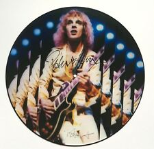 PETER  FRAMPTON signed autograph Limited Edition Vinyl Picture Disc
