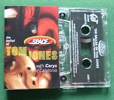 Space Ballad of Tom Jones with Cerys of Catatonia Cassette Tape Single - TESTED