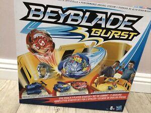 Beyblade Burst Arena Epic Rivals 2-Player Starter Toy Set - Boxed
