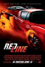 Redline Movie Poster 24in x 36in