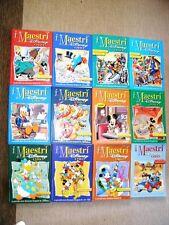 I Maestri Disney serie oro - numeri da 1 a 32