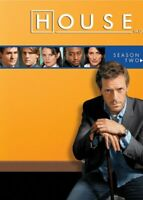 House: Season Two (6pc) (Ws Sub Ac3 Dol Dig) [DVD] [2004] [Region ... -  CD IOVG