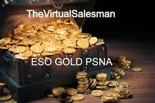 1 MILLION (1,000,000) ESO ELDER SCROLLS ONLINE GOLD PS4 NA SERVER