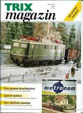 Trix Magazin 4/2007 magazine Nederlands