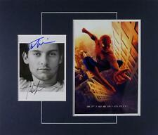 ***TOBEY MAGUIRE SIGNED PHOTO AUTHENTIC AUTOGRAPH SPIDER-MAN MARVEL SUPERHERO***