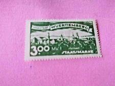 STAMPS - TIMBRE - POSTZEGELS - DUITSLAND WÜRTTEMBERG 1920  NR. 281 *  (D68 )