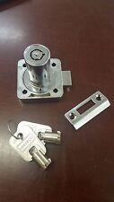 Clearance Radial Key High security cam locking Latch. FREEPOST