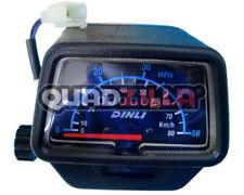Genuine Quadzilla DINLI CVT 150 Speedometer