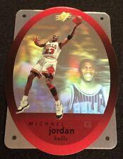 1996 Michael Jordan Upper Deck SPX Die-Cut Hologram Chicago Bulls 90's Goat