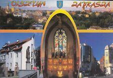 Alte Postkarte - Olsztyn Zaprasza