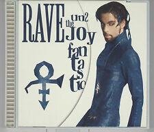 "PRINCE ""RAVE UN2 THE JOY FANTASTIC"" RARE CD 1999 + POSTER"