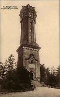 Rochlitz Sachsen AK ~1920/30 Rochlitzer Berg Friedrich August Turm ungelaufen
