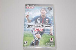 World Soccer Winning Eleven 2013 Japan Sony PSP game