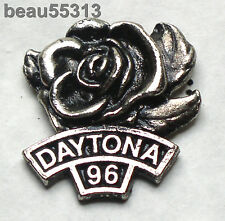 1996  DAYTONA FLORIDA BIKE WEEK ROSE JACKET VEST HAT TAC PIN