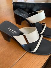 Genuine Classic Gucci Heeled Shoes - Size 39C