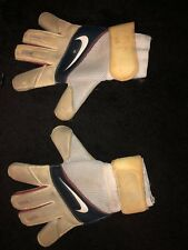 Tim Krul Match Worn Keeper Gloves Newcastle Norwich City Ncfc Nufc