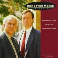 CD music from INSPECTOR MORSE SOUNDTRACK VOL 3 - classical - Barrington Pheloung