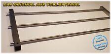 Fenstergitter Einbruchschutz - 14 mm Edelstahl Vollmaterial für Kellerfenster