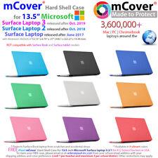 Nuevo caso de cáscara duro Mcover ® para 2019 13.5 pulgadas portátil de Microsoft Surface 3/2/1