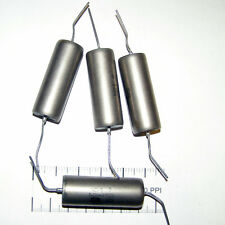 4 x 400V / 0.22uF .22uF 220nf . K40Y-9 / K40U9 . PIO PAPER CAPACITORS. NEW!