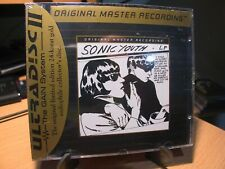 24K Gold CD MFSL UDCD-665 Sonic Youth Goo Sealed J Card
