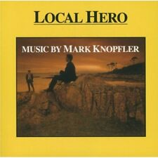 MARK KNOPFLER LOCAL HERO ORIGINAL FILM SOUNDTRACK REMASTERED CD DIRE STRAITS NEW