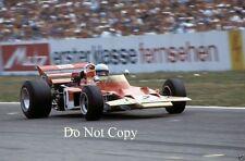 Jochen Rindt Lotus German Grand Prix 1970 Photograph 8