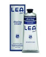 LEA Classic Shaving Cream, (100g/3.5oz) Made in Spain, Imported