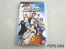 Kuroko no Basuke PSP Japanese Import Kuroko's Basketball Kiseki Game US Seller B