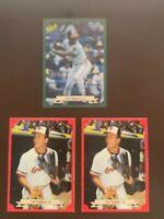 HOF Cal Ripken Jr - Baltimore Orioles- Classic Baseball Card Lot of 3