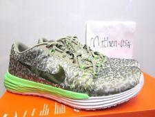 Nike Lunar Caldra Amp men's training sneakers sz 11  845602 230 camo printed