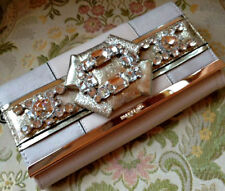 River Island JEWEL Diamante Wallet Clutch Purse Completely -out