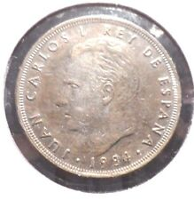 CIRCULATED 1984 25 PESETA SPANISH COIN! (62815)