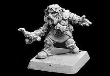 Snorri Oathbreaker Dwarf Solo 14130 - Warlord - Reaper MiniaturesD&D Wargames