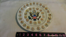 1981 - 200 Years of Us Presidents Japan Collector Plate Mint Condition