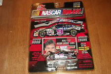 JERRY NADEAU AUTOGRAPHED #9 WCW/NWO  RACING CHAMPIONS NASCAR RULES 1:64 (60)