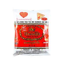 Red Label Original Thai Tea ChaTraMue Brand Popular inThailand 400 gram Bag