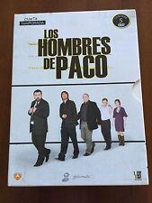 LOS HOMBRES DE PACO CUARTA TEMPORADA COMPLETA - 5 DVD - 1290 MIN - BUEN ESTADO