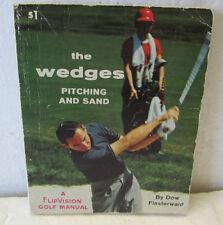VINTAGE WEDGES FLICKER BOOK BY DOW FINSTERWALD-FLIPVISION  1965