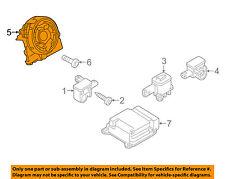 VW VOLKSWAGEN OEM Touareg Airbag Air Bag-Clockspring Clock Spring 4H0953568M