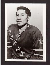 Jim Neilson Vintage New York Rangers 1960s Team Issued Glossy Hockey Photo
