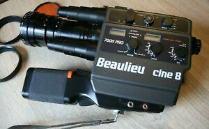 """Beaulieu 7008 Pro Beaulieu cine 8 Kamera Klassiker Optisch sehr schöner Zustand"""""""
